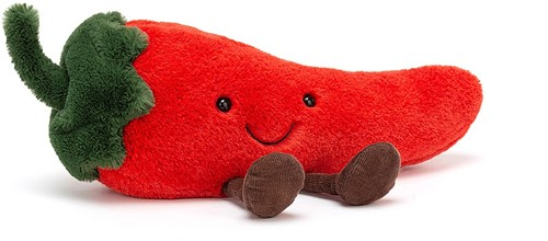 Jellycat Amuseable Chilli - 17cm