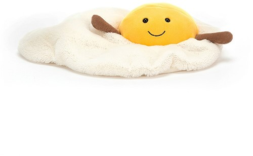 Jellycat Amuseable Fried Egg - 27cm