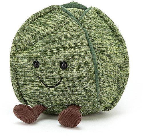 Jellycat Amuseable Brussels Sprout - 14cm
