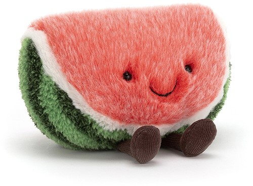 Jellycat Amuseable Watermelon Small - 15cm