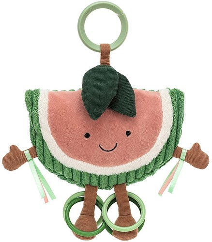Jellycat Amuseable Watermelon Activity Toy - 12cm