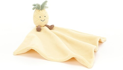 Jellycat Amuseable Pineapple Soother - 34cm