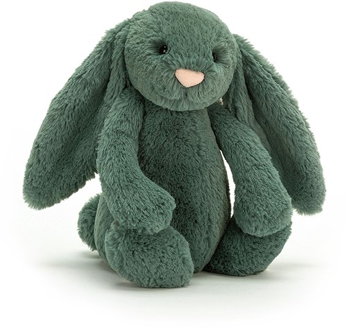 Jellycat Bashful Forest Bunny Medium - 31cm