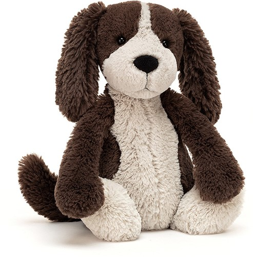 Jellycat - Bashful Fudge Puppy Medium - 31cm
