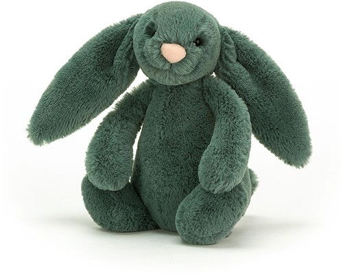 Jellycat Bashful Forest Bunny Small - 18cm