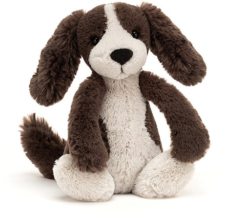 Jellycat Bashful Fudge Puppy Small - 18cm