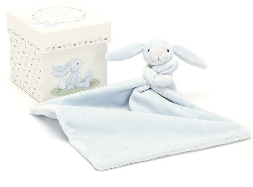 Jellycat My First Blue Bunny Soother - 23cm