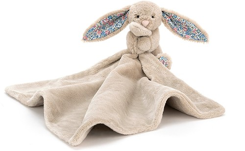 Jellycat Blossom Beige Bunny Soother - 34cm