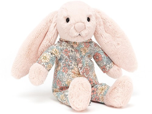Jellycat Bedtime Blossom Bunny Small - 23cm