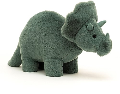 Jellycat - Fossilly Triceratops - 17cm