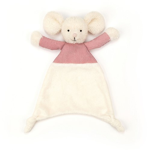 Jellycat Jumble Mouse Soother - 23cm
