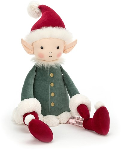 Jellycat Leffy Elf Really Big - 76cm