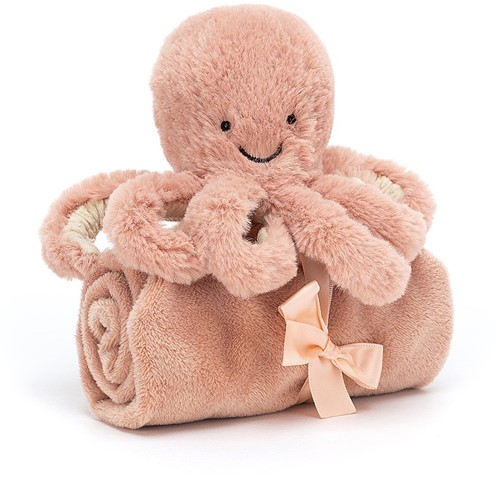 Jellycat Odell Octopus Soother - 34cm