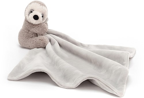 Jellycat Shooshu Sloth Soother - 29cm