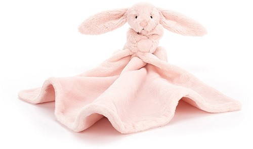 Jellycat Bashful Blush Bunny Soother - 34cm