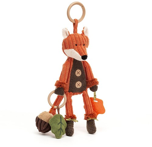 Jellycat Cordy Roy Fox Activity Toy - 28cm