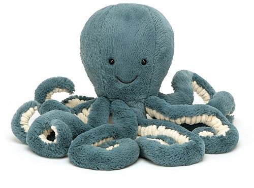 Jellycat - Storm Octopus Medium - 49cm