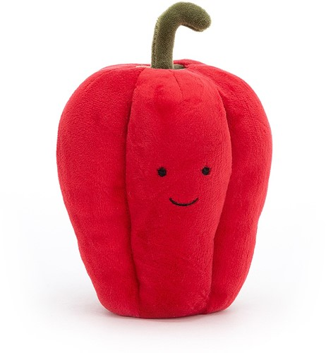 Jellycat Vivacious Vegetable Pepper - 12cm