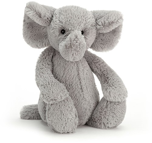 Jellycat Bashful Elephant Small - 18cm
