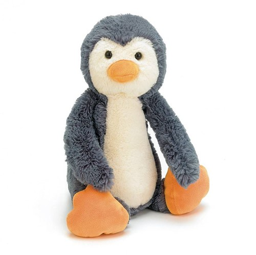 Jellycat knuffel Bashful Pinguin Medium 31cm