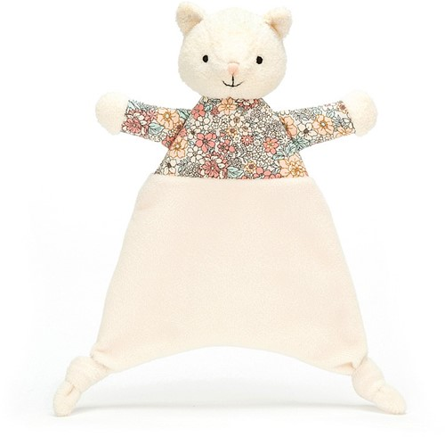 Jellycat Floral Kitten Soother