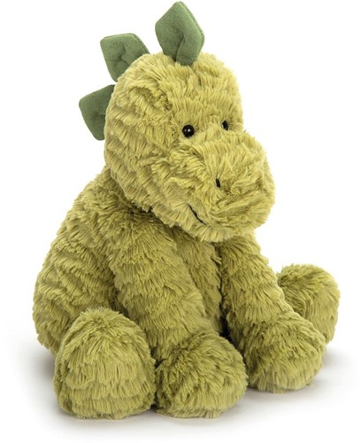 Jellycat Knuffel Fuddlewuddle Dino Medium 23cm