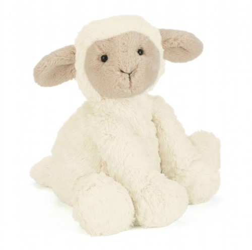 Jellycat knuffel Fuddlewuddle Lam Medium 23cm