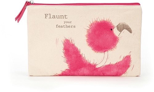 Jellycat Flaunt Your Feathers Grote Etui
