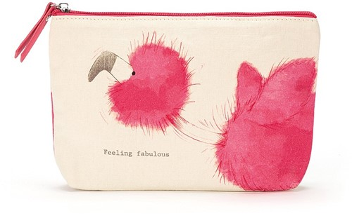 Jellycat Flaunt Your Feathers Klein Tasje