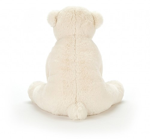 Jellycat knuffel Perry Ijsbeer Small 26cm-3