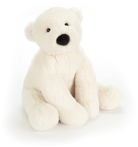 Jellycat knuffel Perry Ijsbeer Small 26cm