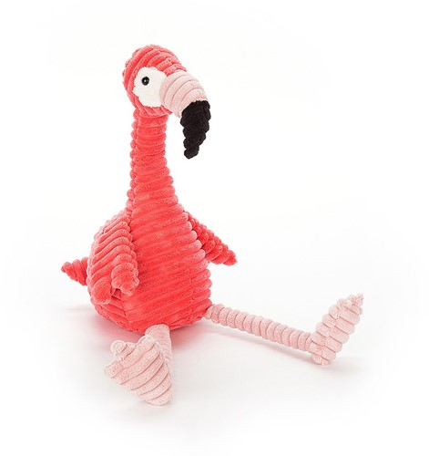 Jellycat knuffel Cordy Roy Flamingo Medium 41cm