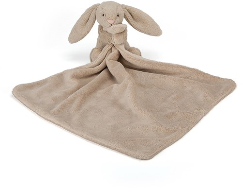Jellycat Bashful Beige Konijn Soother