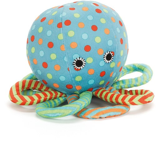 Jellycat Under the Sea Octopus - 13cm