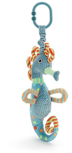 Jellycat Under the Sea Zeepaard - 21cm