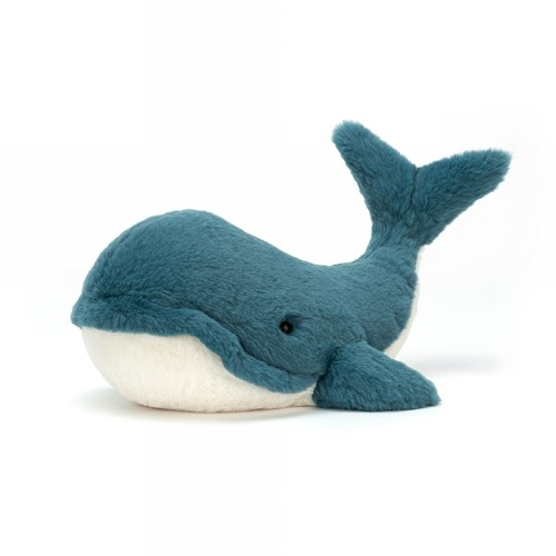 Jellycat Wally Whale Small - 15cm